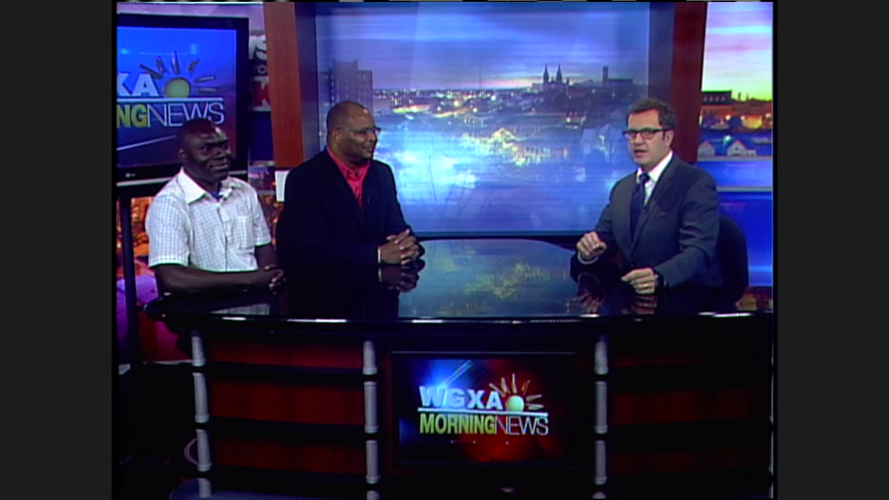Frank Austin, Shalom Zone Executive Director and Pastor Dennis Singini, a Country Representative and Program Director for WorldHope Malawi, join WGXA Morning News to discuss the worldwide call for a  day of peace, community and, unity.