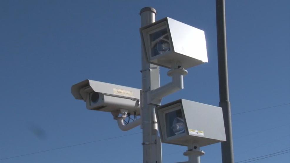 Nevada drivers, beware: Red light cameras could be coming to