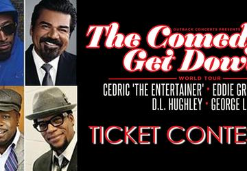The Comedy Get Down Ticket Contest