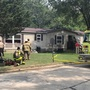 Urbana house fire re-ignites, kills family dogs