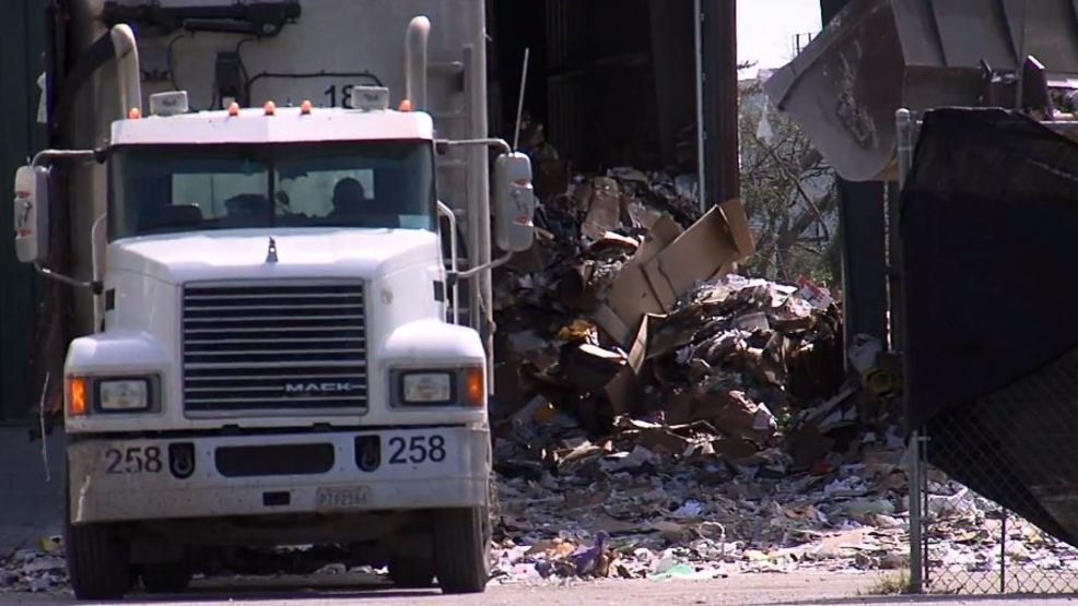 Charleston County sending some recyclables to Berkeley County after temporary halt