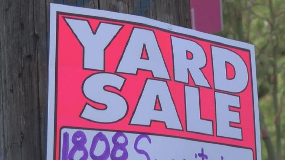 Yard sales could cost you if you don't follow Yakima ordinance | KIMA