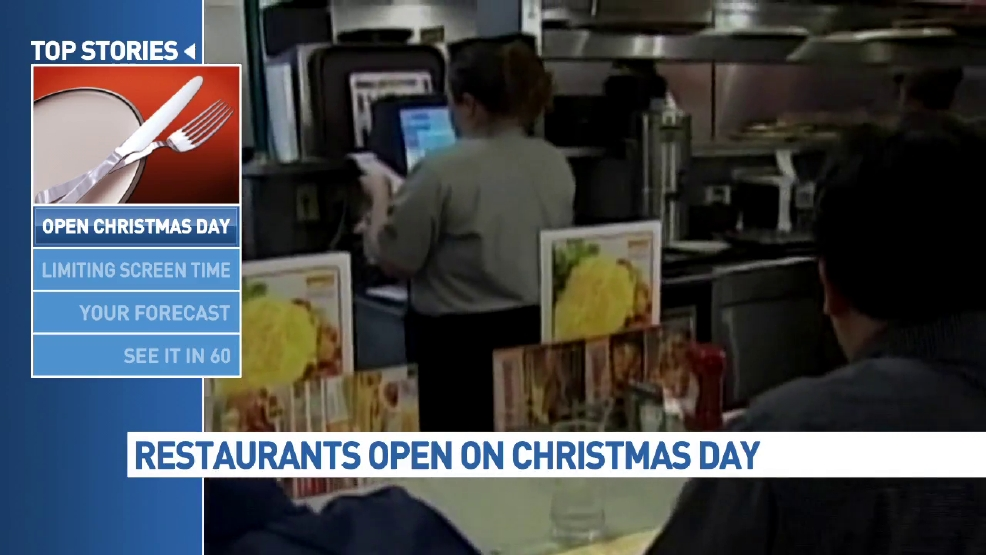 check it out restaurant chains open christmas day - Fast Food Open Christmas