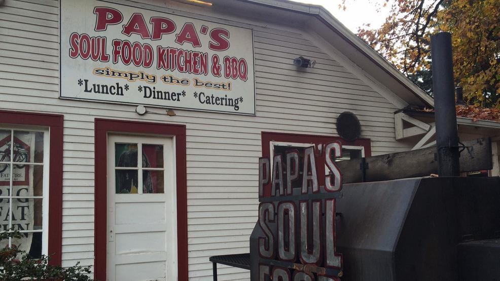 The iconic Papa\'s Soul Food Kitchen: A final goodbye | KMTR
