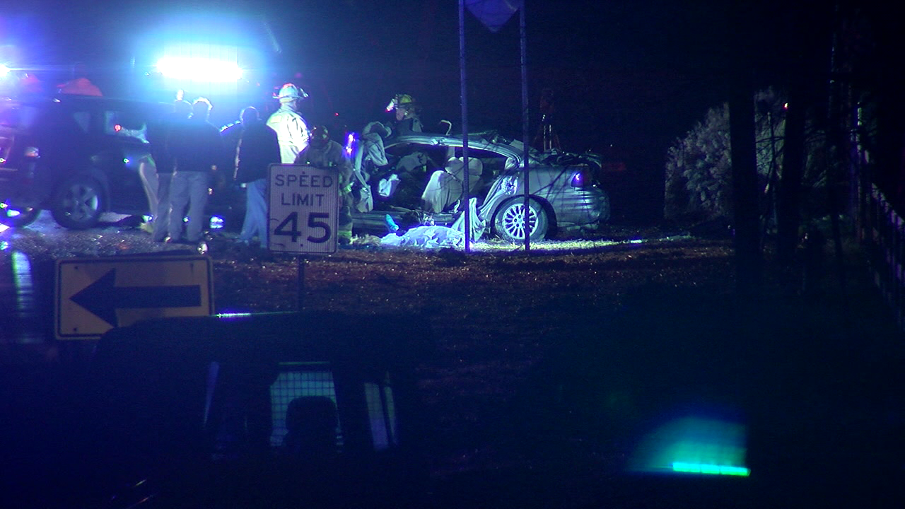 One driver killed, another was hurt in a head-on crash on US 42 (Adam Robbins, WKRC)<p></p>